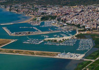 La Ràpita Maritime Façade
